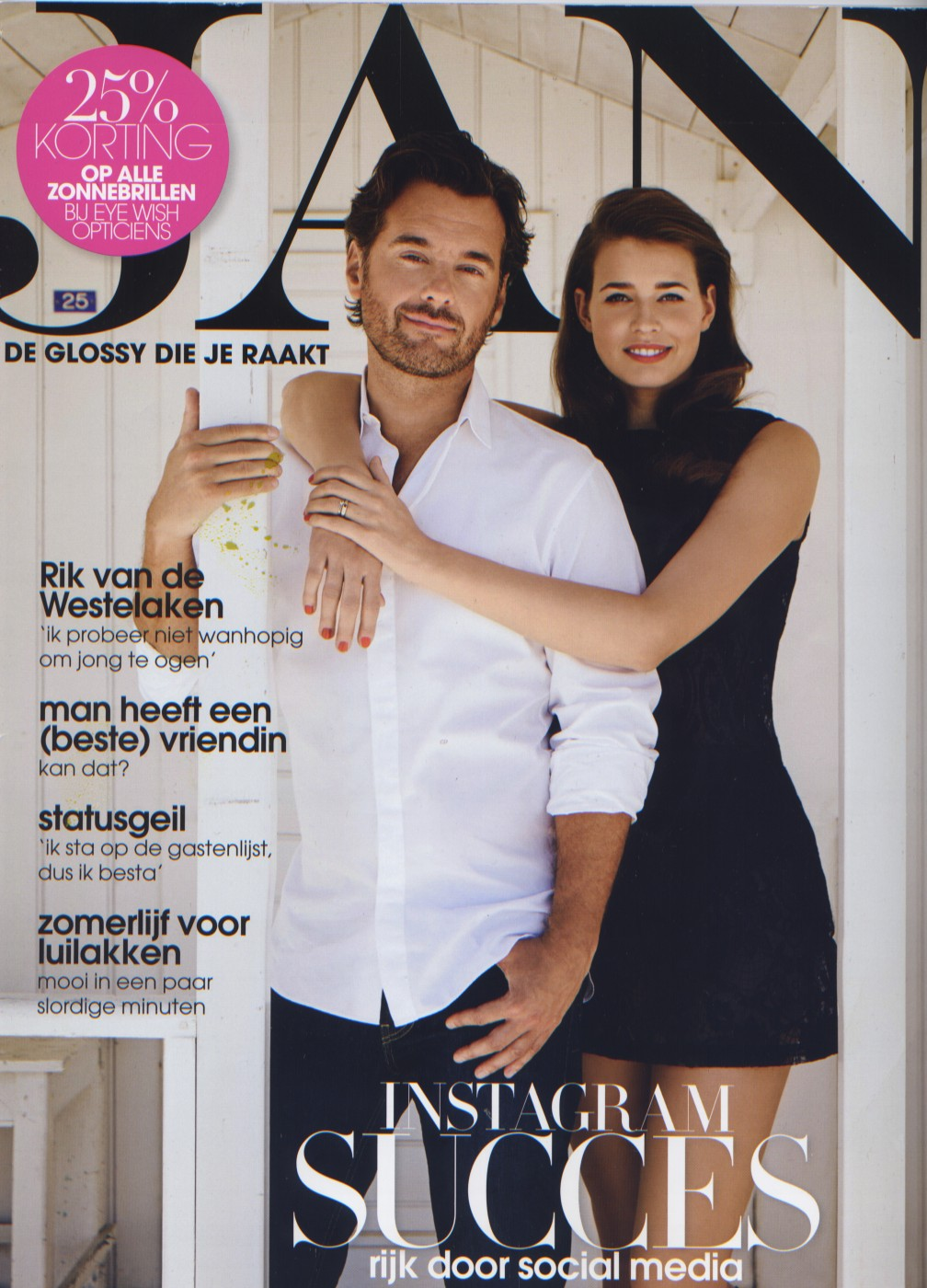 Cover Jan - Rik v/d Westerlaken