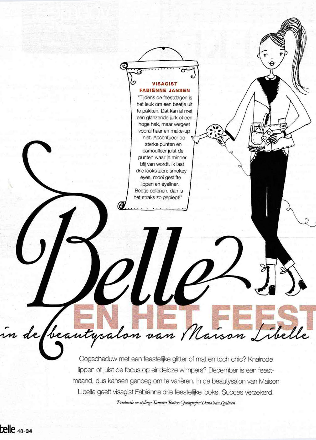 Libelle-Beauty-School